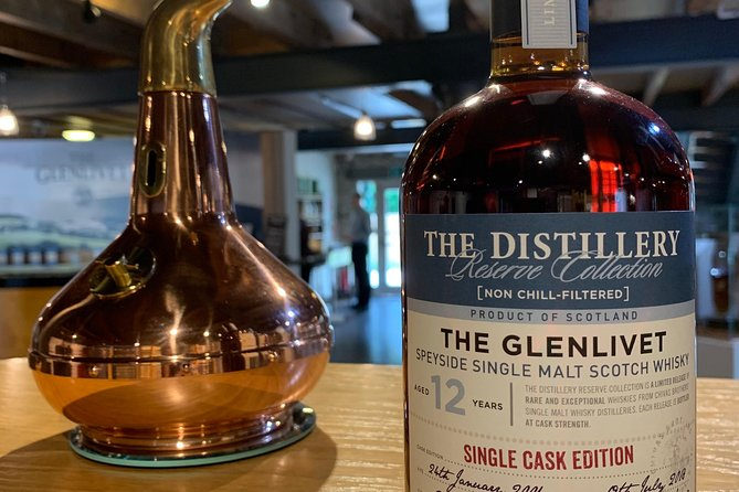 Speyside Whisky Experience by Whisky Trails: Three Speyside Distilleries