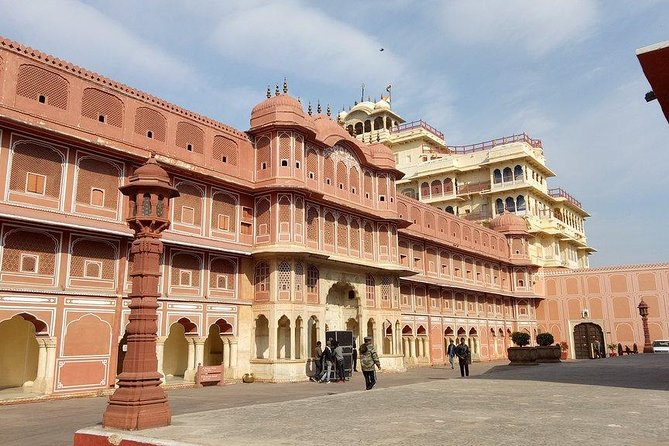Full Day Jaipur (Pink City) Tour from Delhi by Express Train photo 1