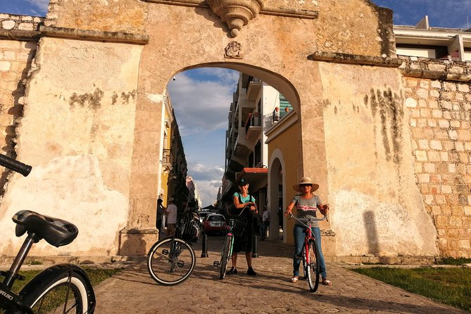 CAMPECHE AND BECAL (world Heritage City)