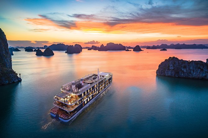 Unique 4 Day Combination: Halong Bay –Bai Tu Long Bay –Lan Ha Bay –Cat Ba Island