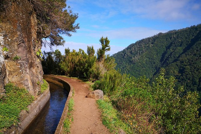 Levada da Ribeira da Janela, tunnels and waterfalls Tour (Tuesday & Friday)