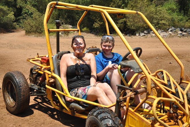 Buggy and Rafting tour from Kemer.