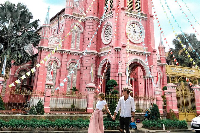 Private & All-Inclusive Ho Chi Minh City Instagram Tour: Hidden Gems