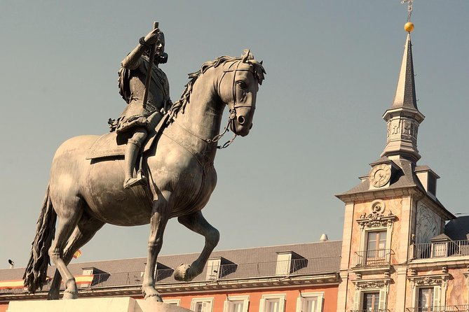 The Madrid of the Austrias | Guided tour with Mayte Embuena