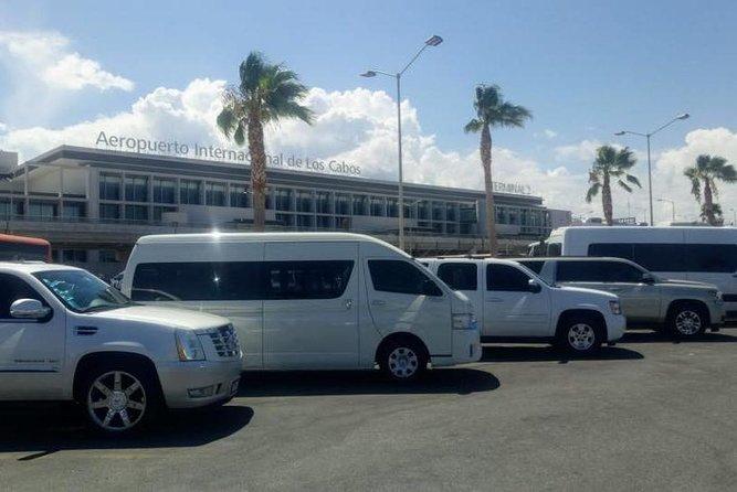 Economi Private Transportation Los cabos Airport