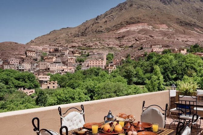 Day Trip To Imlil valley From Marrakech and Atlas Mountains & Camel Ride