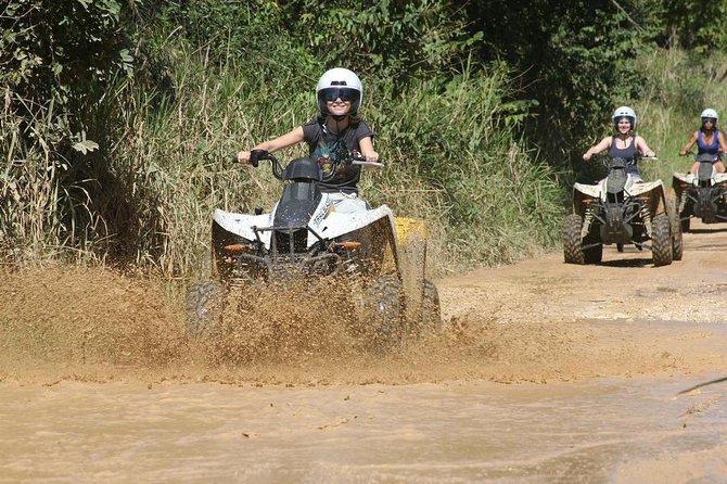Blue Hole and ATV Adventure from Ocho Rios