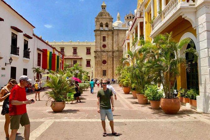 Private City Tour in Cartagena