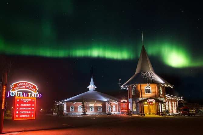 VIP City tour Rovaniemi and Santa Claus Village by VIP car with PERSONAL guide