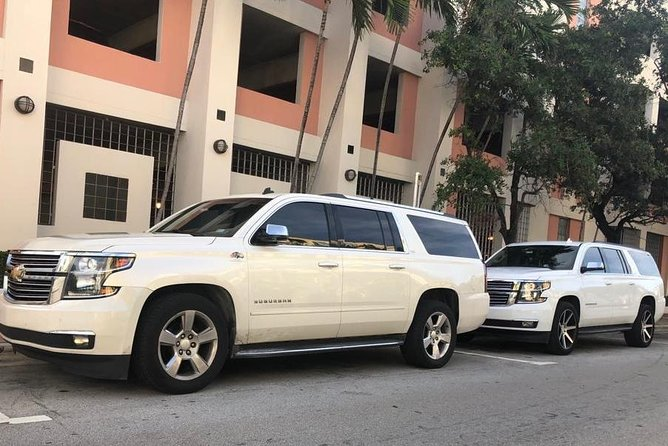 Transfer from Miami International Airport to Key West