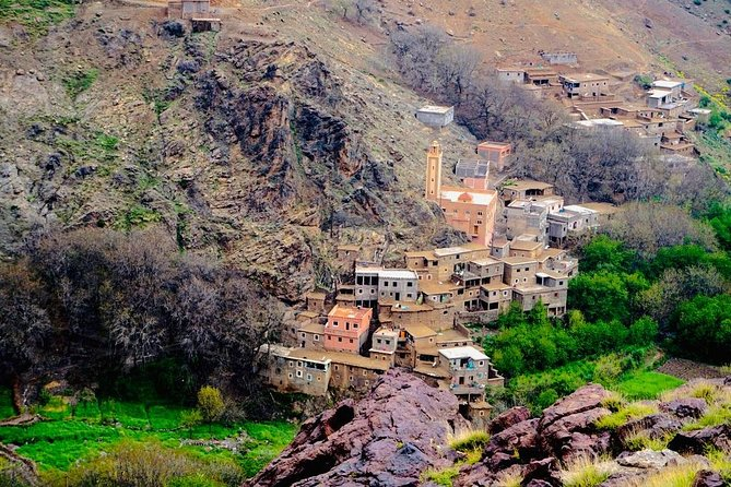 Atlas Mountains Day Trip From Marrakech 3 Valleys & Berber Villages & Camel Ride photo 8