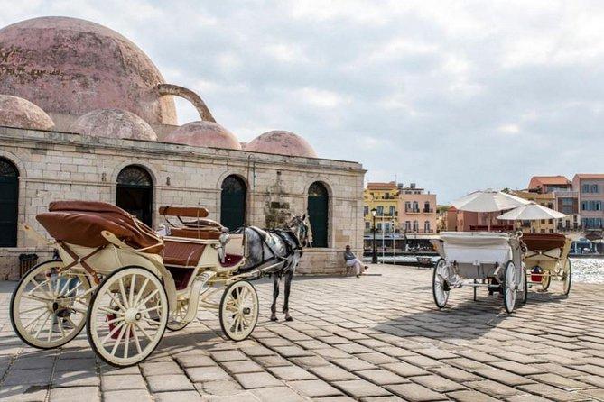 VIP Sightseeing Venetian Rethymno - Argiroupolis - Kournas Lake - Chania