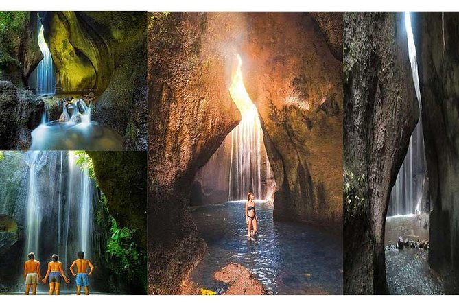 Waterfall Tour:Kanto Lampo,Tukad Cepung, Tibumana Waterfall
