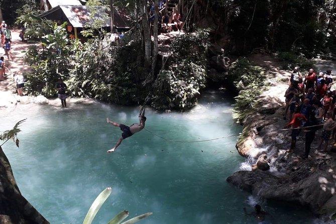 Ocho Rios River Tour - Blue Hole, Dunn's River & Tubing