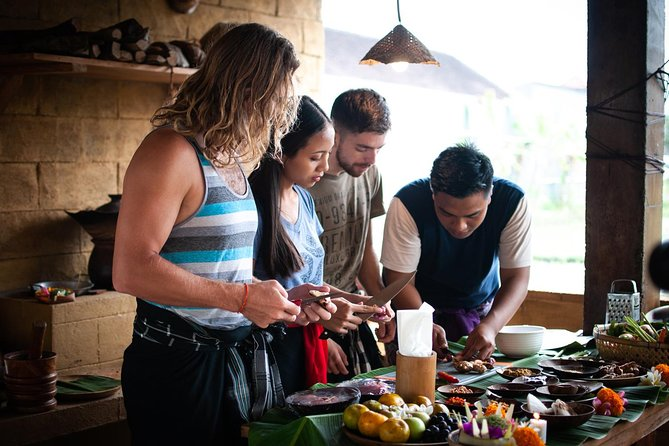 Balinese Cooking Class with Explore Village