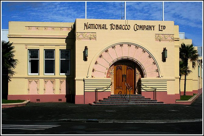 Napier Art Deco Tour: ..... 2,5 uur