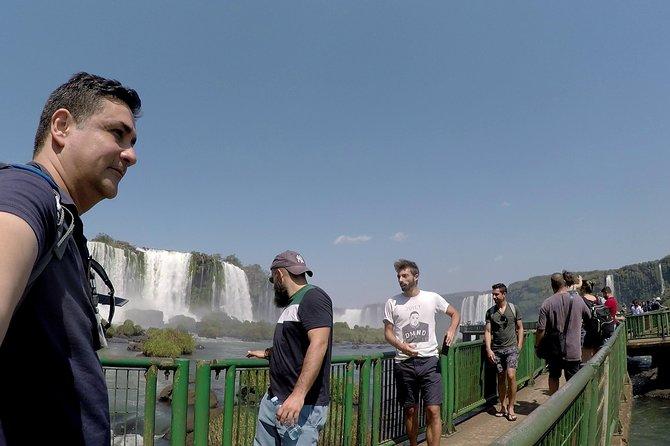 iguazu tour guide