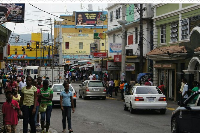 Montego Bay Highlight Private tour & Shopping