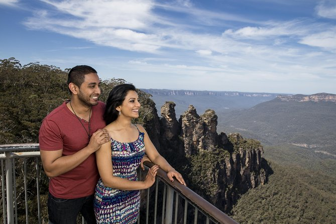 Small Group Blue Mountains Day Tour from Sydney