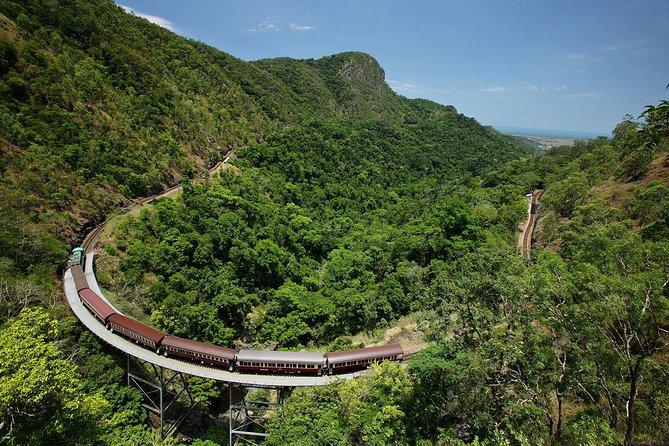 Kuranda Scenic Railway Day Trip from Palm Cove