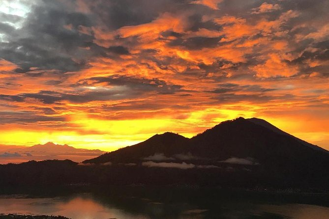 Private mount batur sunrise trekking and natural hotspring