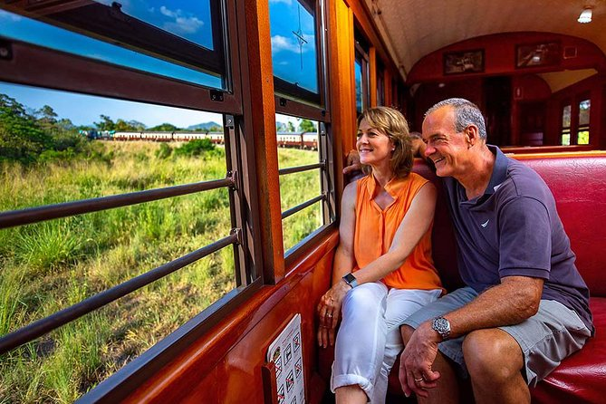 Kuranda Scenic Railway Day Trip from Port Douglas