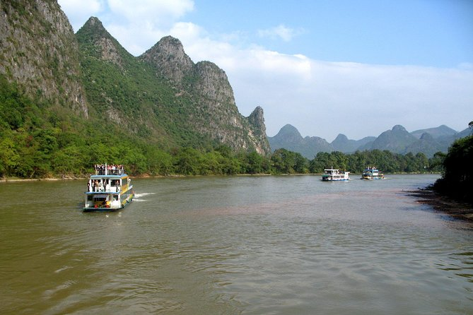 Group Day Tour of Li River Cruise in Guilin