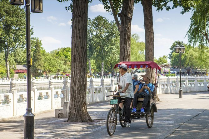 Lama Temple, Hutongs, Drum Tower and Houhai Lakes Private Tour