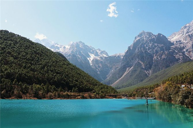 Private Tour: Jade Dragon Snow Mountain and Yuhu Village from Lijiang