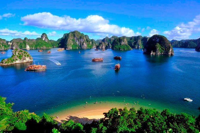 Halong Bay Full Day Tour From Hanoi photo 4