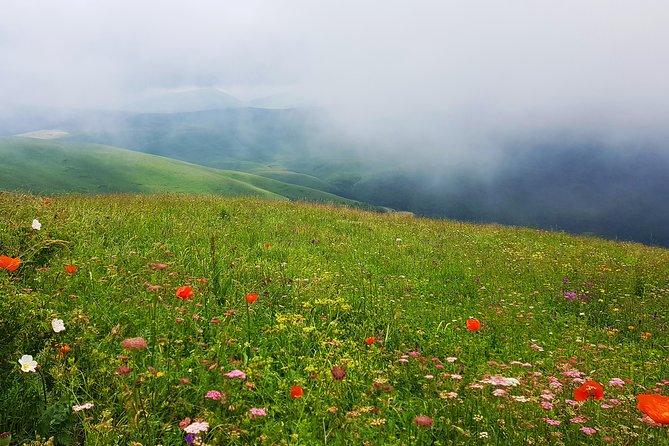 Areguni mountains range hike | Mets Maymekh and Yeghjervasar Peaks | Lake Sevan