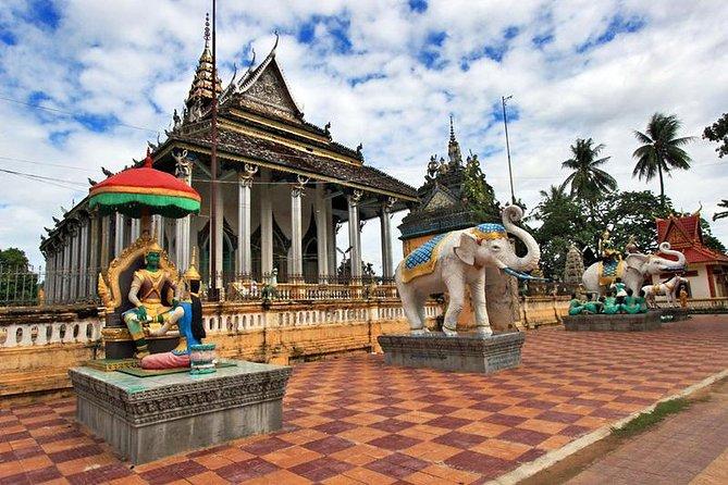 SIEM REAP PHNOMPEHN 4D3N CAMBODIA