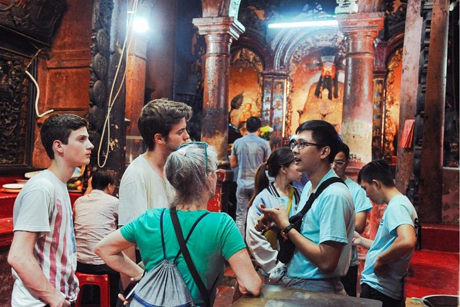 Ho Chi Minh City Private Tour With Student By Scooter