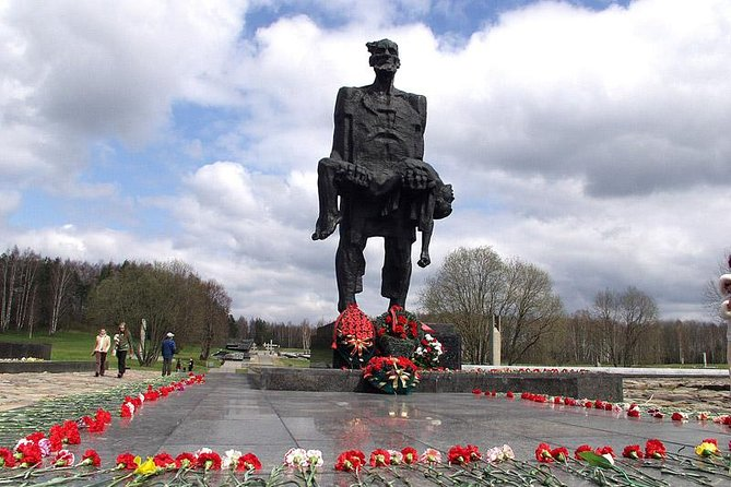 The history of the Great Patriotic War- Khatyn memorial photo 1