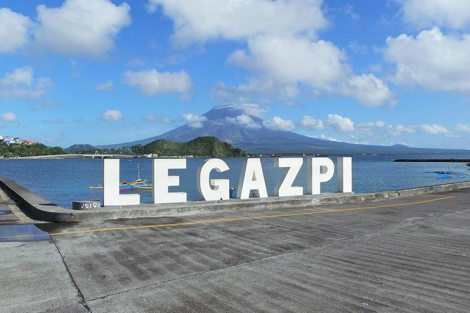 THE AMAZING LEG-DAY TOUR(Front-Facing Mayon Volcano) from BICOL