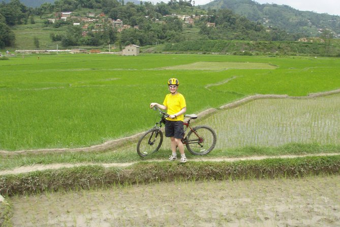 Mountain Bike Easy to Moderate Trails in Kathmandu