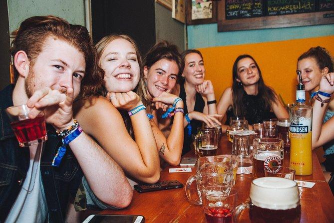 Generation Pub Crawl Prague