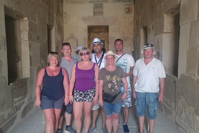 Private Luxor Day Trip from Hurghada with Mohammed Talaat