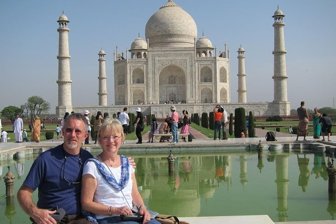 Private Tour: Overnight Agra Tour from Jaipur photo 1