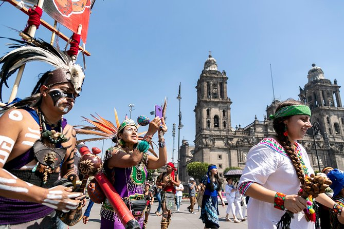 Must See Mexico City With A Local: Private & Personalized