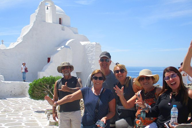 Half-Day Small-Group Guided Tour of Mykonos photo 7