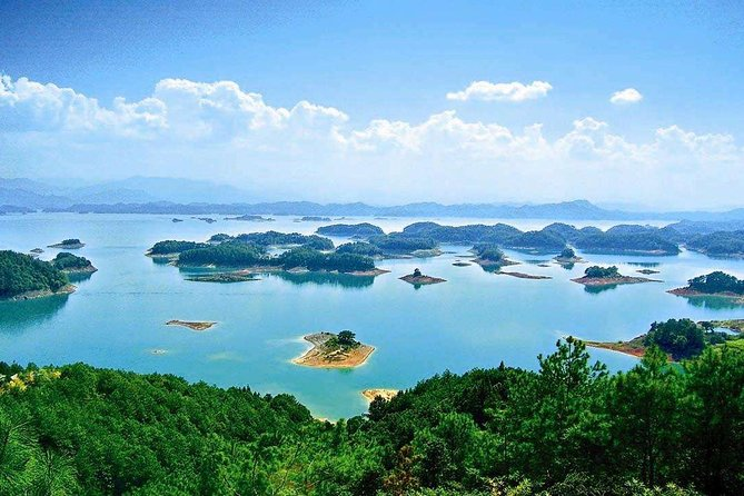 Private Transfer between QianDao Lake and Hangzhou Railway Station