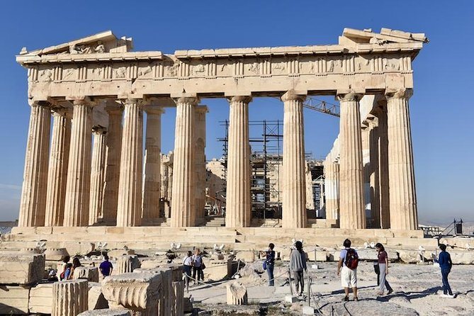 Private ( All Inclusive) Visit Acropolis & Food Tour