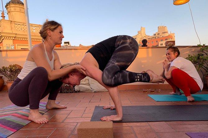 Yoga On The Terrace Barcelona