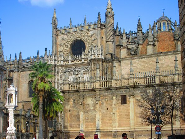 Seville Cathedral private tour