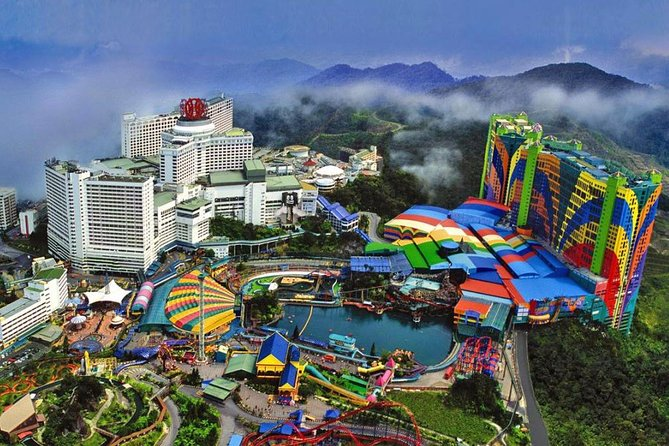 Full-Day Genting Highland Day Trip