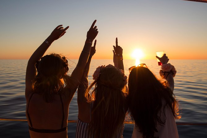 Ibiza Sunset Boat Party Cruise