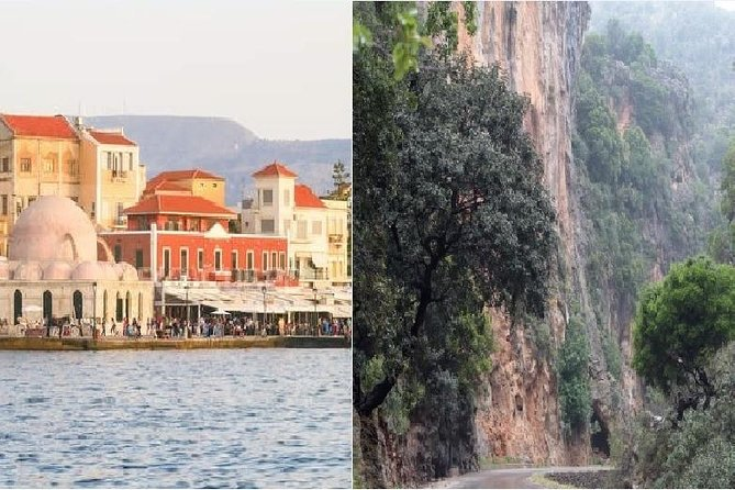 Chania Old Town and Countryside Private Tour