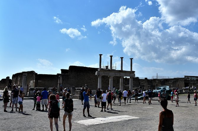 Discover Pompeii With English Guide photo 1