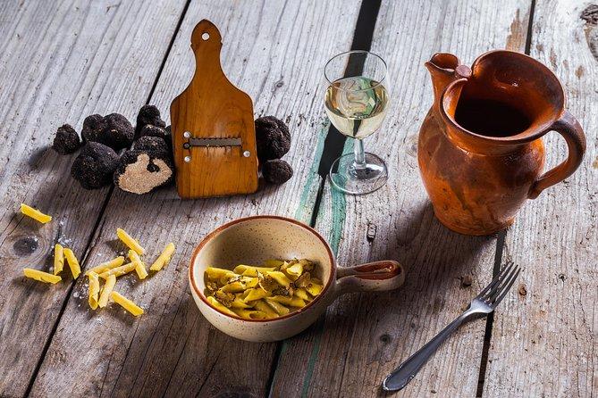 TRUFFLES & WINE - Hunting & Tasting in Istria, Slovenia